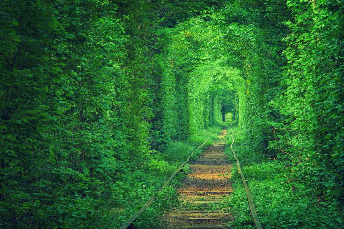1_Tunelul iubirii Caransebes